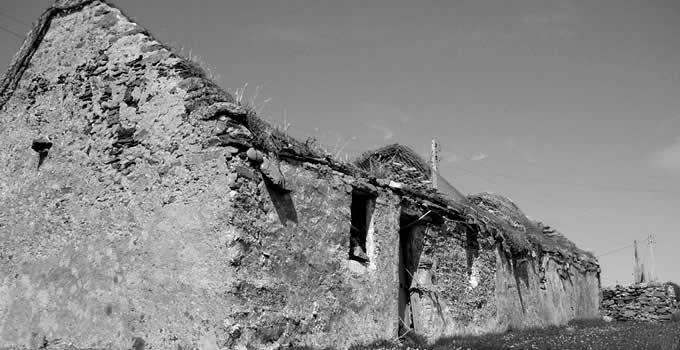 Heritage, Inishbofin Island, Co. Galway.