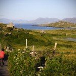 Cycling Inishbofin